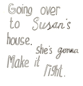 song lyrics susans house